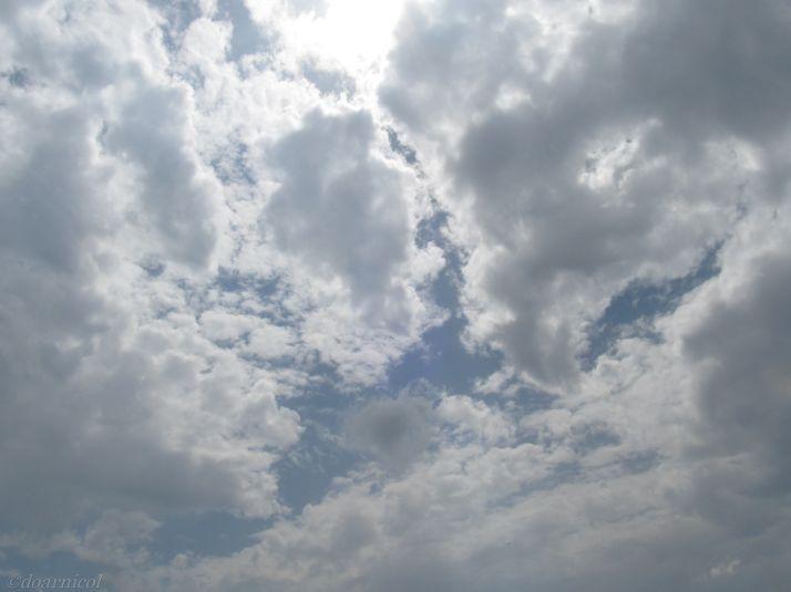 heavens?