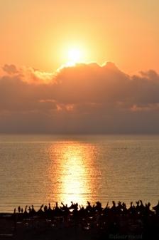 sunrise magnificence