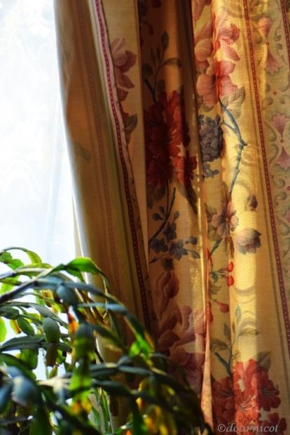 sun-filtering curtain