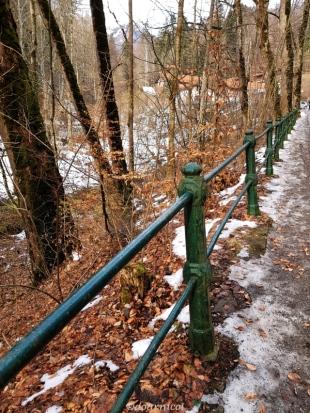 nice railing